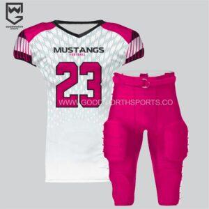 american football uniform manufacturers