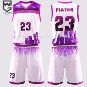 basketball uniform generator