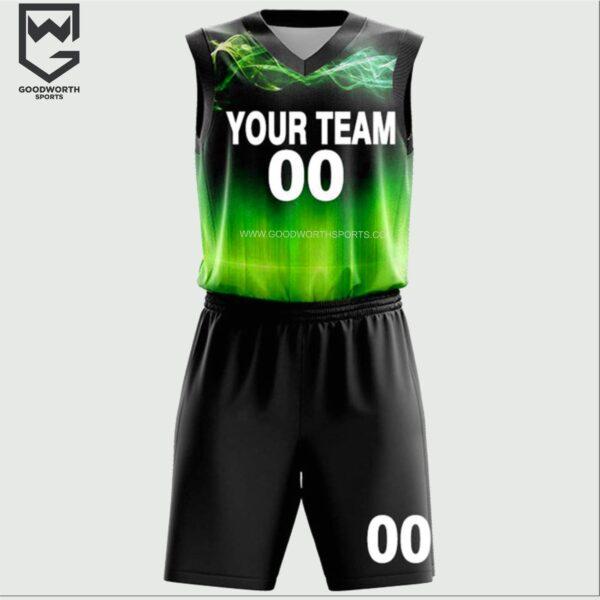 basketball uniform manufacturers