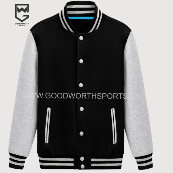 blank varsity jackets wholesale
