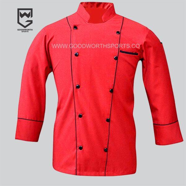 chef jacket wholesale
