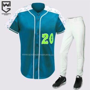 custom baseball uniform builder