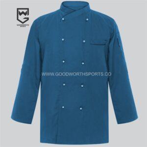 custom chef coats