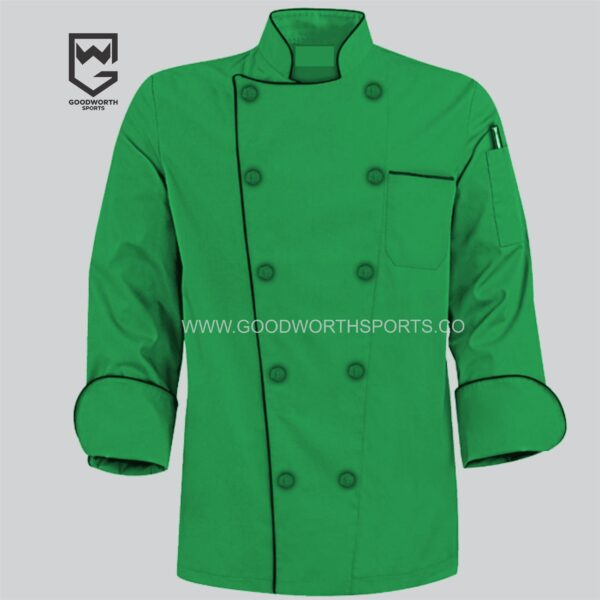 custom chef jacket