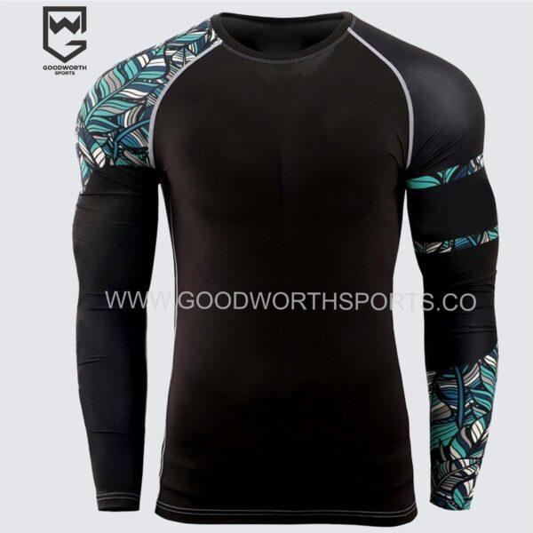 custom compression shirts