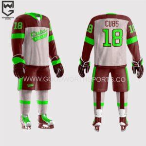 custom ice hockey jackets