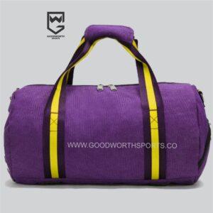 gym bag supplies