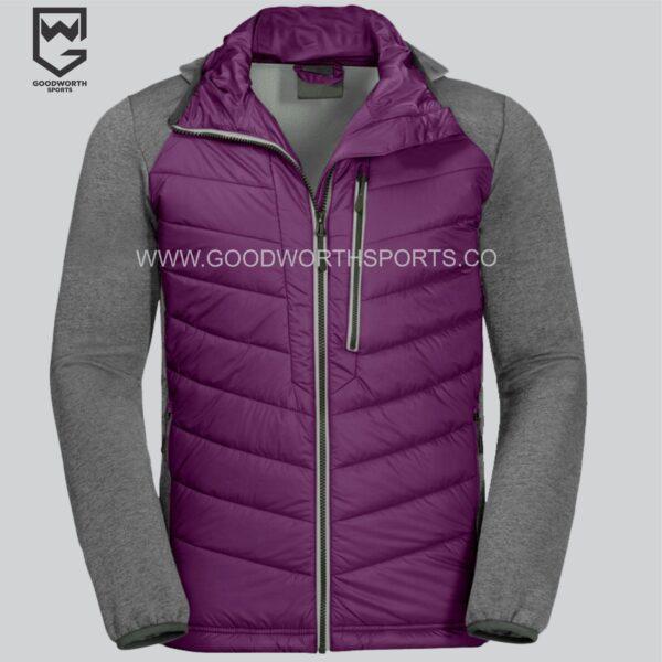 mens hybrid jacket