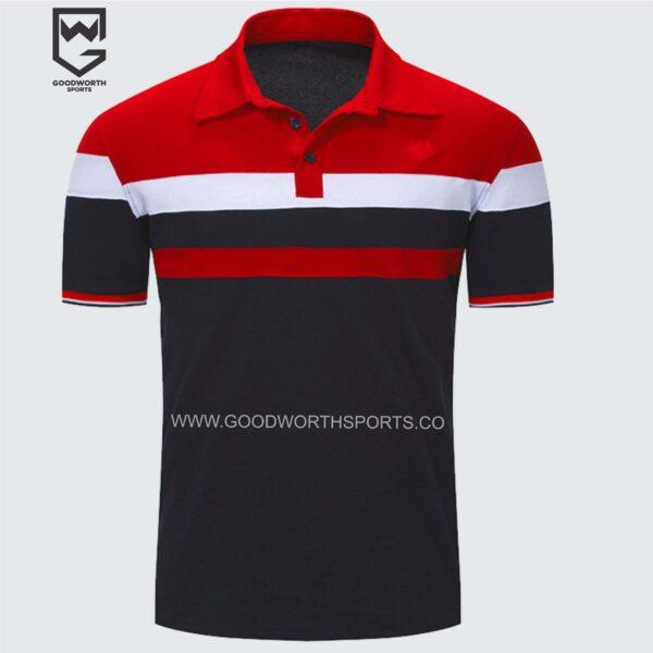 polo shirts with company logo