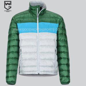 puff sleeve denim jacket wholesale