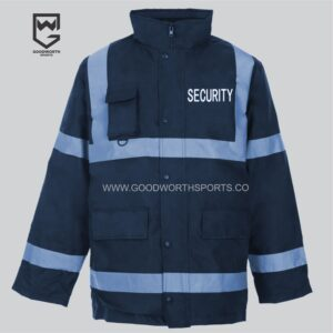 security guard jackets