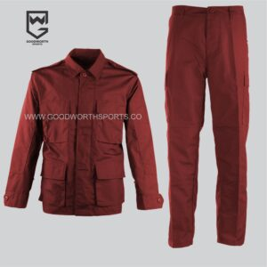 security uniform manufacturer