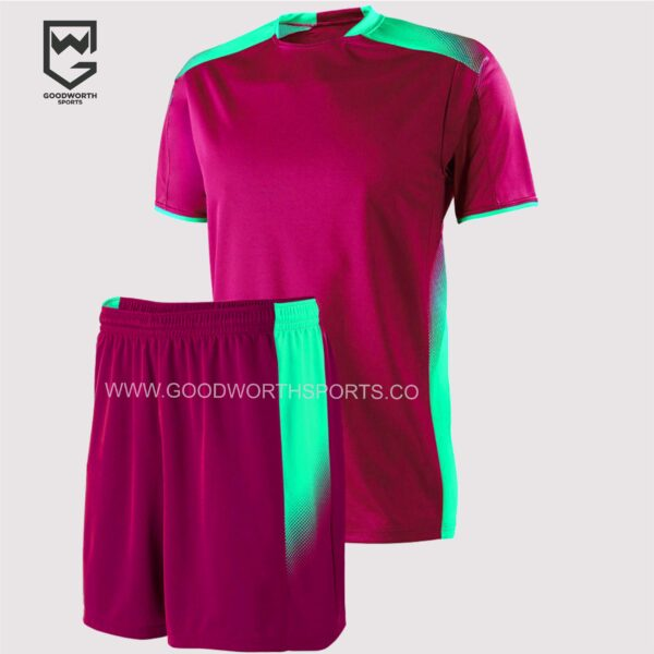 soccer uniform builder