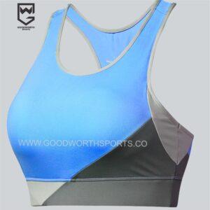 Metallic Sports Bra Wholesale