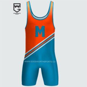 sublimated wrestling uniforms