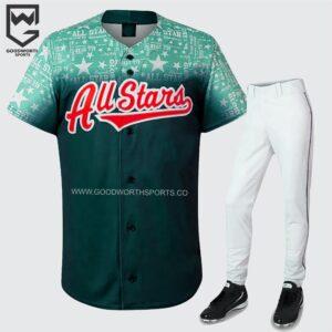 wholesale baseball shirts