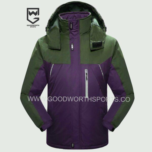 custom rain jackets