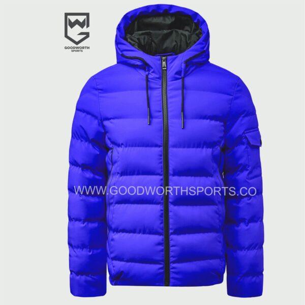 vinyl puffer jacket wholesale