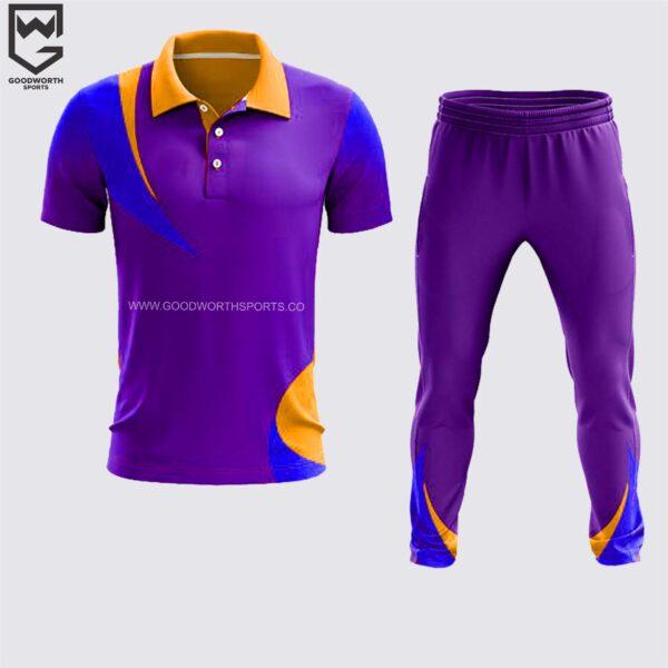 cricket shirt maker