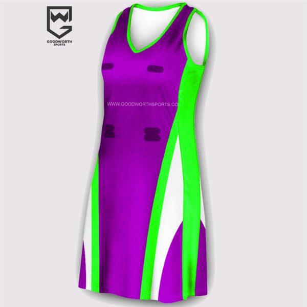 custom netball dresses australia