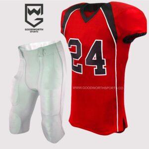 American Football Uniform Builder
