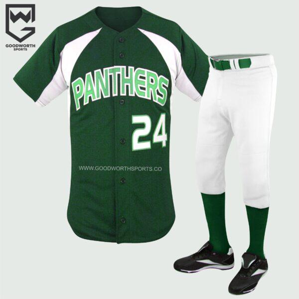 custom baseball uniform maker