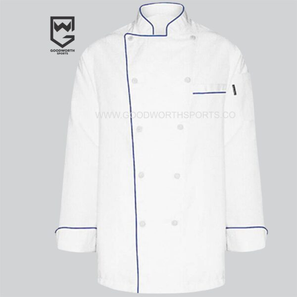 custom made chef jackets