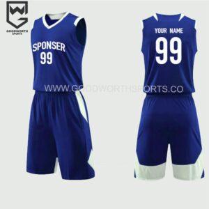 Basketball Uniforms Builder