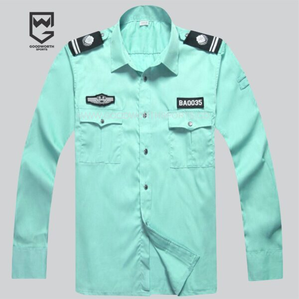 security uniform suppliers