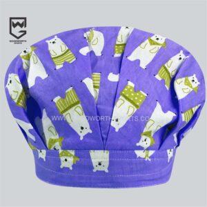 custom chef hat