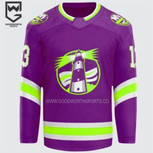 hockey jersey maker