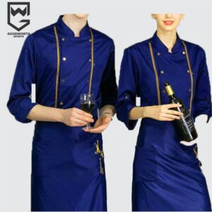 Custom Chef Clothing
