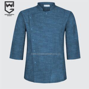 custom made chef coats