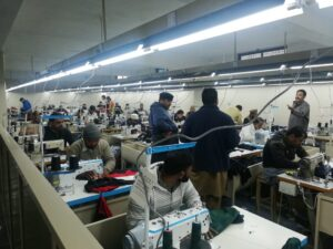 9-Apperal Stitching Department